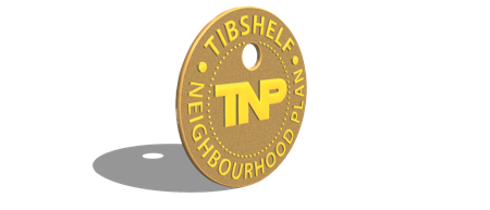 Tibshelf Neighbourhood Plan logo