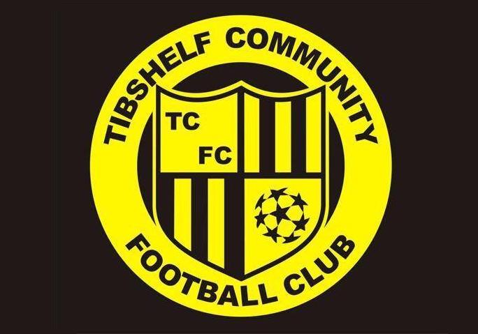 Tibshelf Community FC logo