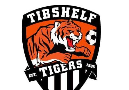 Tibshelf FC logo
